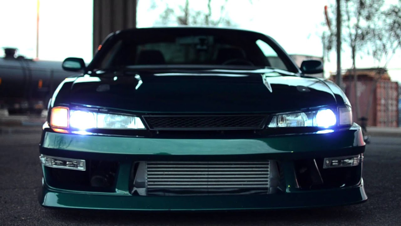 Kevin Vos S14 Kouki YouTube