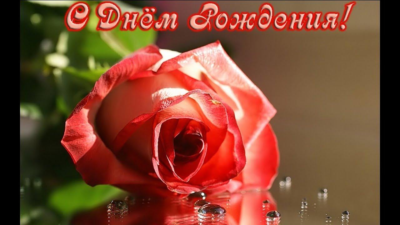 Поздравления с днем рождения ты женщина ты радость ты цветок