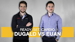 Ready. Set. Cardio. - Dugald vs Euan - Treadmill Challenge
