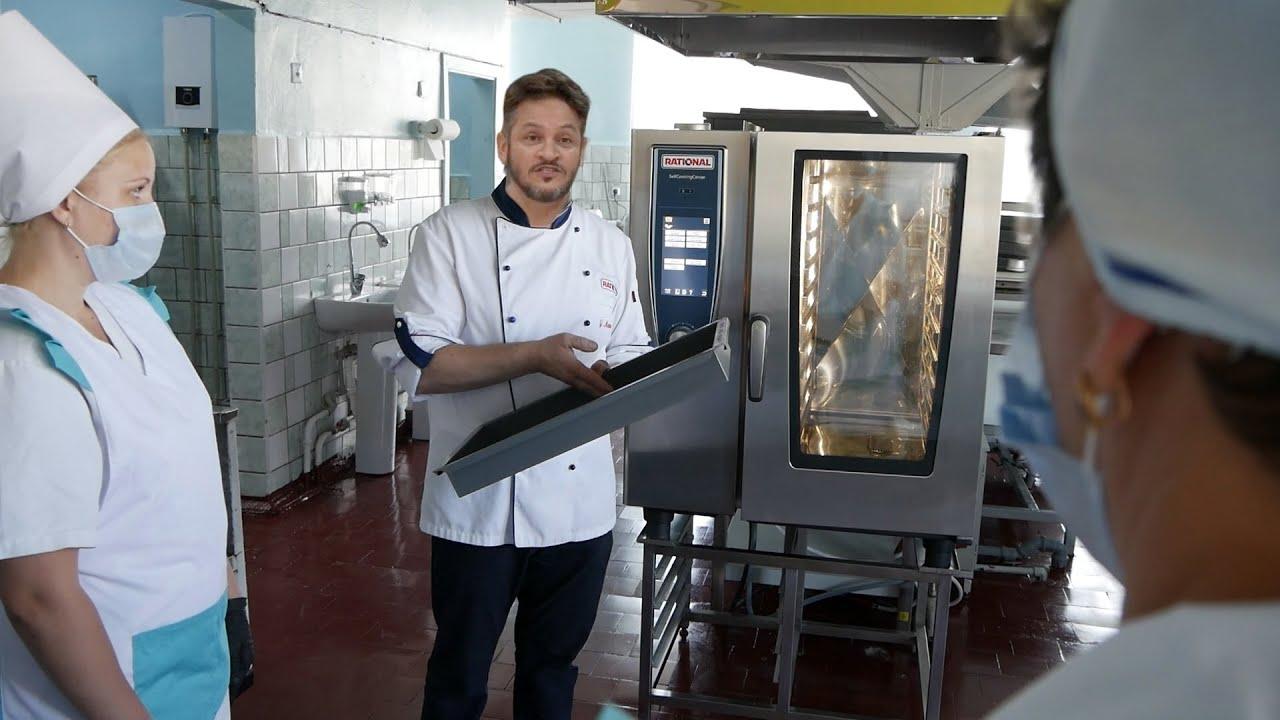 Професійне обладнання для приготування корисної та смачної їжі з'явиться у білоцерківських школах