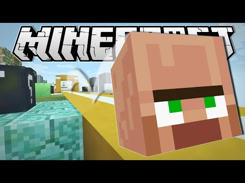 Minecraft | TRAYAURUS' GEOMETRY DASH!!