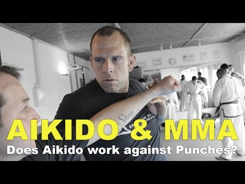 How to use Aikido techniques in a real fight - A Jiu Jitsu Perspective