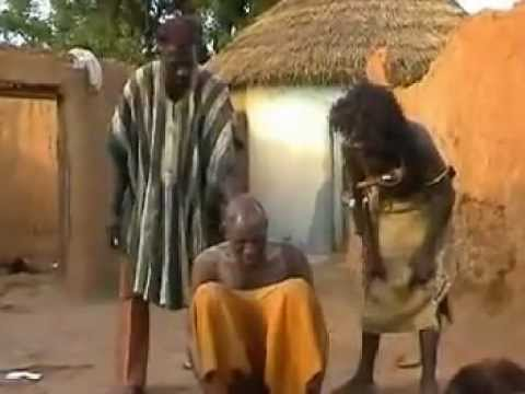 Removing Bad Luck In Kavango Youtube