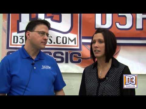 2014 D3hoops.com Classic: UW-Platteville's Megan Wilson