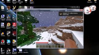 Как создать свой сервер без лишних програм в Minecraft(Открываем свой сервер для локальной сети или делаем его доступным ДЛЯ ВСЕХ!!! Повторяю, это видео для тех-кто..., 2013-09-23T20:49:29.000Z)