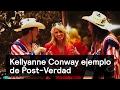 Kellyanne Conway miente sobre una masacre que no sucedió - Denise Maerker 10 en punto