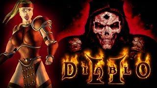 Diablo II - Amazon Self Found - Na żywo