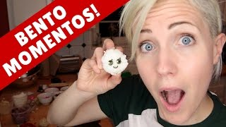 MY DRUNK KITCHEN: (O) Bento Momento!