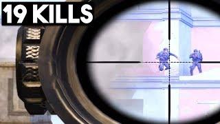 THEY JUST GOT REKT! 19 KILLS Duo vs SQUAD | PUBG Mobile