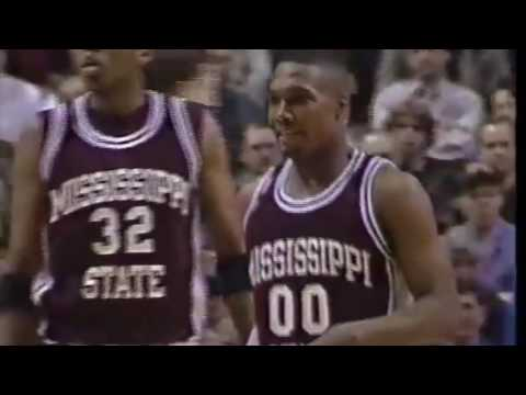 1996 Sweet 16 MSU vs. #1 UCONN