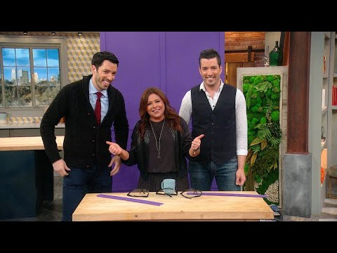 HGTV's Property Brothers Show You How to DIY 3 of Their Favorite New Design Trends for 2018