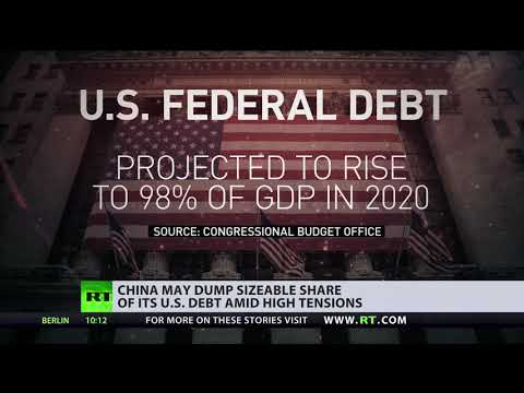 Bye bye, dollar | China to dump share of US debt amid ongoing tensions
