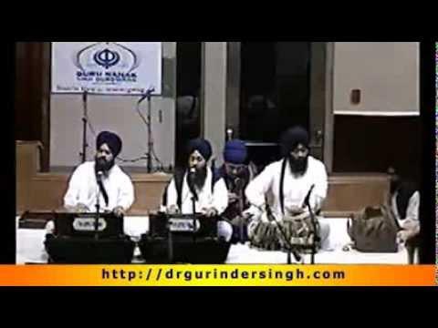 Classical Keertan - Dr.Gurinder Singh Ji Batala Wale, Canada 18th Nov'13 (am)