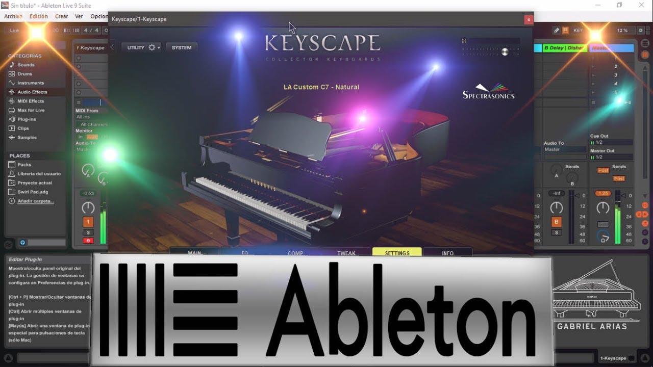 Manual Install Keyscape Mac