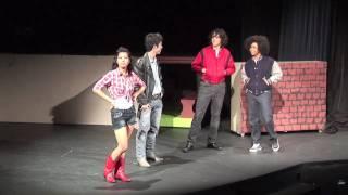 Footloose Scene 2: The Girl Gets Around ISKL Sat Night Performance