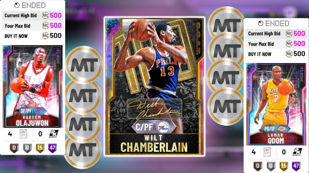 NBA2K20 FACECAM GOAT WILT, SNIPING GALAXY OPALS & MAKING MILLIONS OF MT! GOD SQUAD GOAT CURRY GRIND