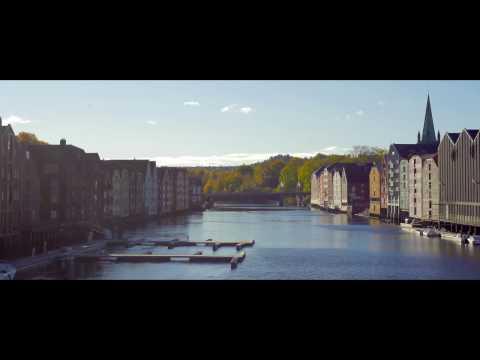 Trondheim Drone Video Tour | Expedia