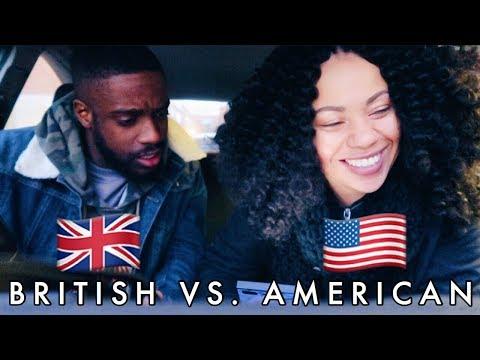 BRITISH VS. AMERICAN ENGLISH CHALLENGE