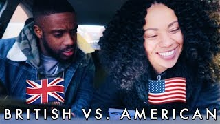 BRITISH VS. AMERICAN ENGLISH CHALLENGE