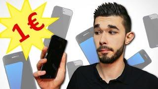 IPHONE 7 / SAMSUNG S8 À 1€ ? (ARNAQUE)