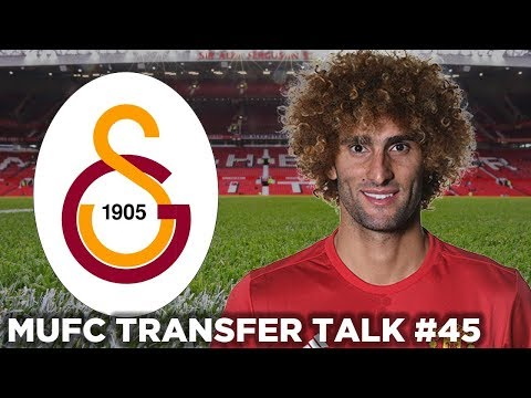 """Fellaini Agrees To Join Galatasaray"" 
