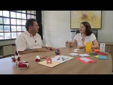 Ciência Sem Limites | Pesquisas com origami e kirigami