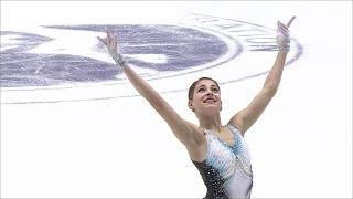 Короткая программа. Женщины. NHK Trophy. Гран-при по фигурному катанию 2019/20