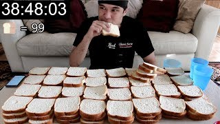 connectYoutube - 100 Slices of Bread (Challenge)