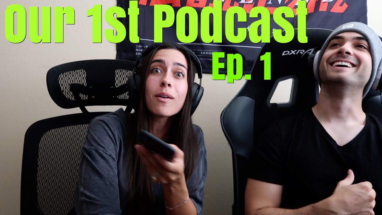 WE STARTED A PODCAST!!   T with Honeys Ep. 1