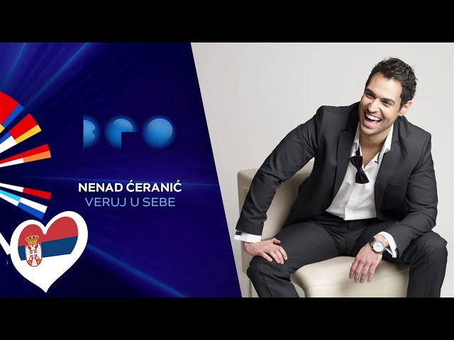 Nenad Ćeranić - Veruj u sebe / Beovizija 2020