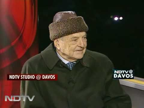 George Soros on India, China growth