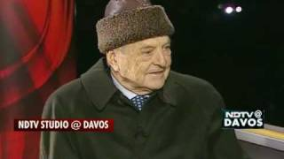 George Soros on India, China growth
