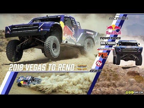 Andy McMillin 2018 Vegas to Reno Highlight Reel