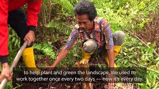 Fighting fire and haze in Indonesia: Community action