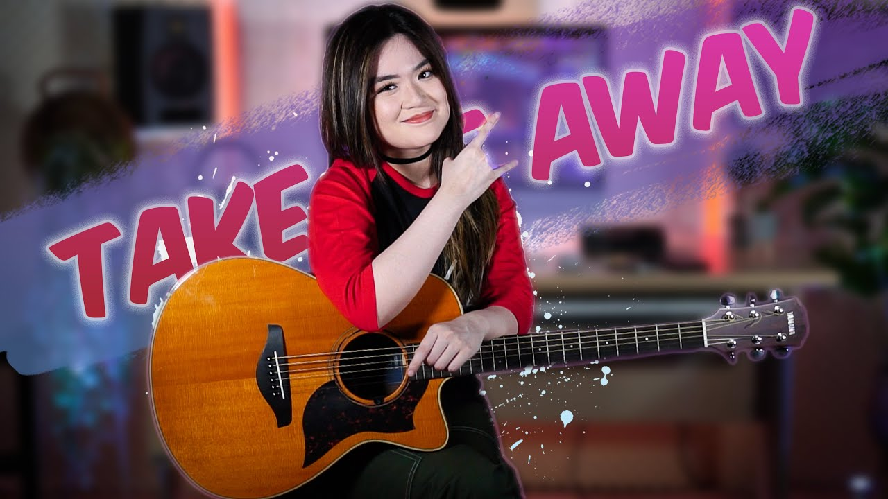(Freaky Friday OST) Take Me Away - Fingerstyle Guitar Cover   Josephine Alexandra