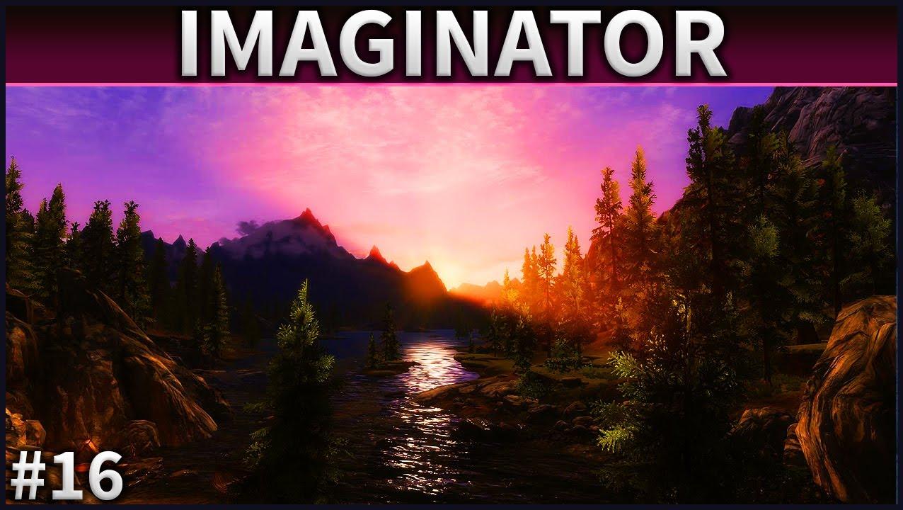 skyrim mod spotlight 16 imaginator visual control device