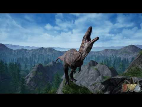 The Isle Acrocanthosaurus sounds *Updated*