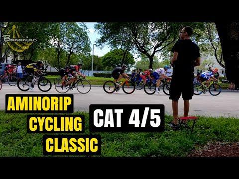 Cat 5 Race Tips | Aminorip Cycling Classic Criterium