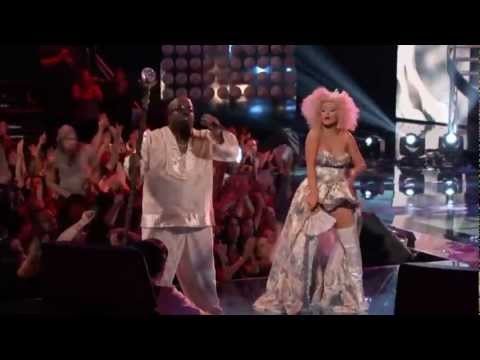 Make The World Move - Christina Aguilera with CeeLo Green (Live on The Voice)