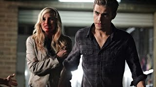 The Vampire Diaries Stars Pick Their Favorite Steroline Moments