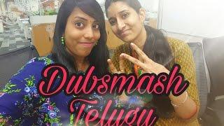 Dubsmash telugu girls compilation #02 - nani jr.ntr comedy tracks