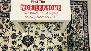 видео Загадка с телефоном на ковре взорвала интернет