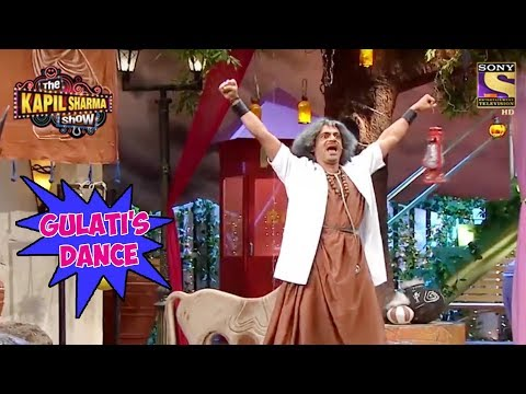 Dr. Gulati Dances For Hrithik Roshan – The Kapil Sharma Show