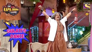 sunil grover dance