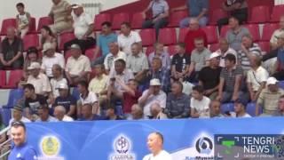 Видео скандальной выходки Седова на Чемпионате РК по тяжелой атлетике