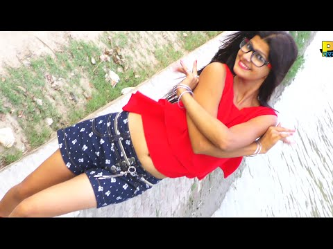 Latest हरियाणवी Song - Scooty Manne Sikha De - Official Video - New Haryanvi Dj Songs