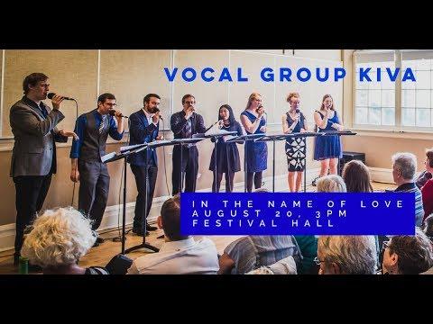 Who Put the Bomp (Barry Mann, arr. D Marshall) - Vocal Group Kiva