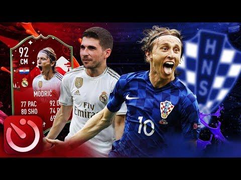 ЛУЧШИЙ ПОЛУЗАЩИТНИК ПЛАНЕТЫ В СОСТАВЕ ЗА 5 МИНУТ ФИФА 20