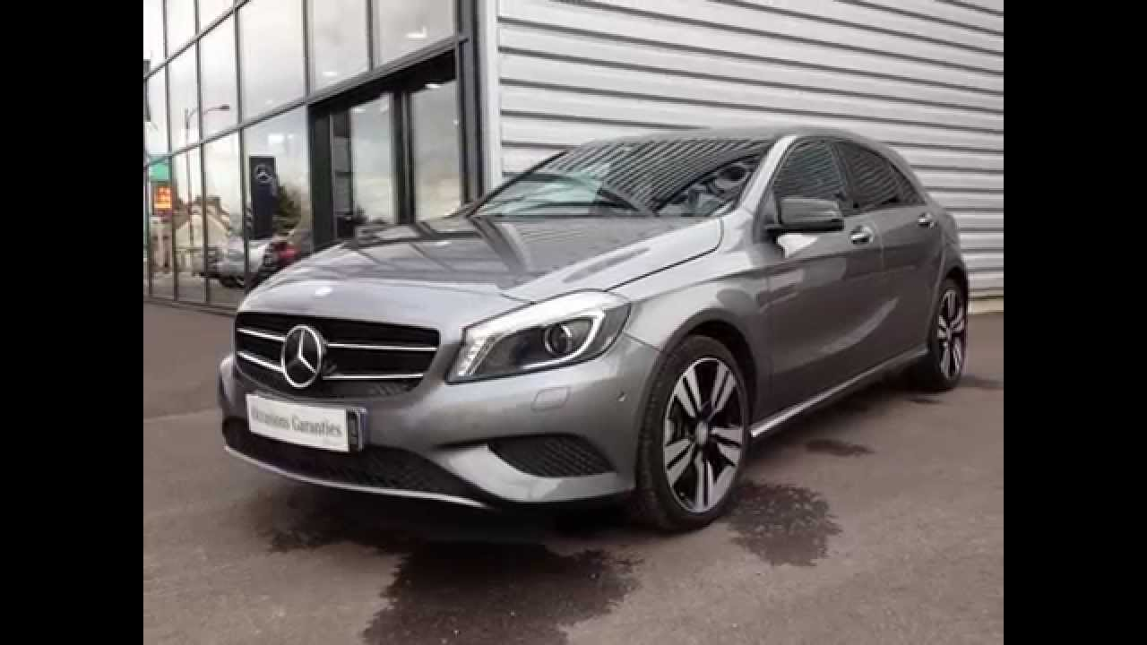 mercedes classe a 200 cdi sensation bva7 youtube
