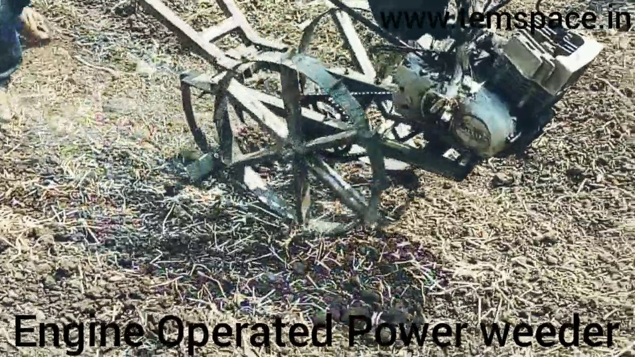 Download Engine Operated Power Weeder
